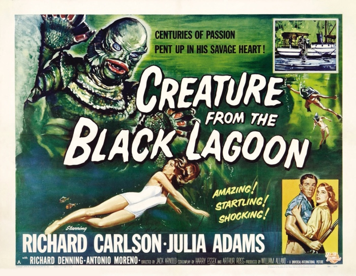 Poster - Creature From the Black Lagoon_02-3
