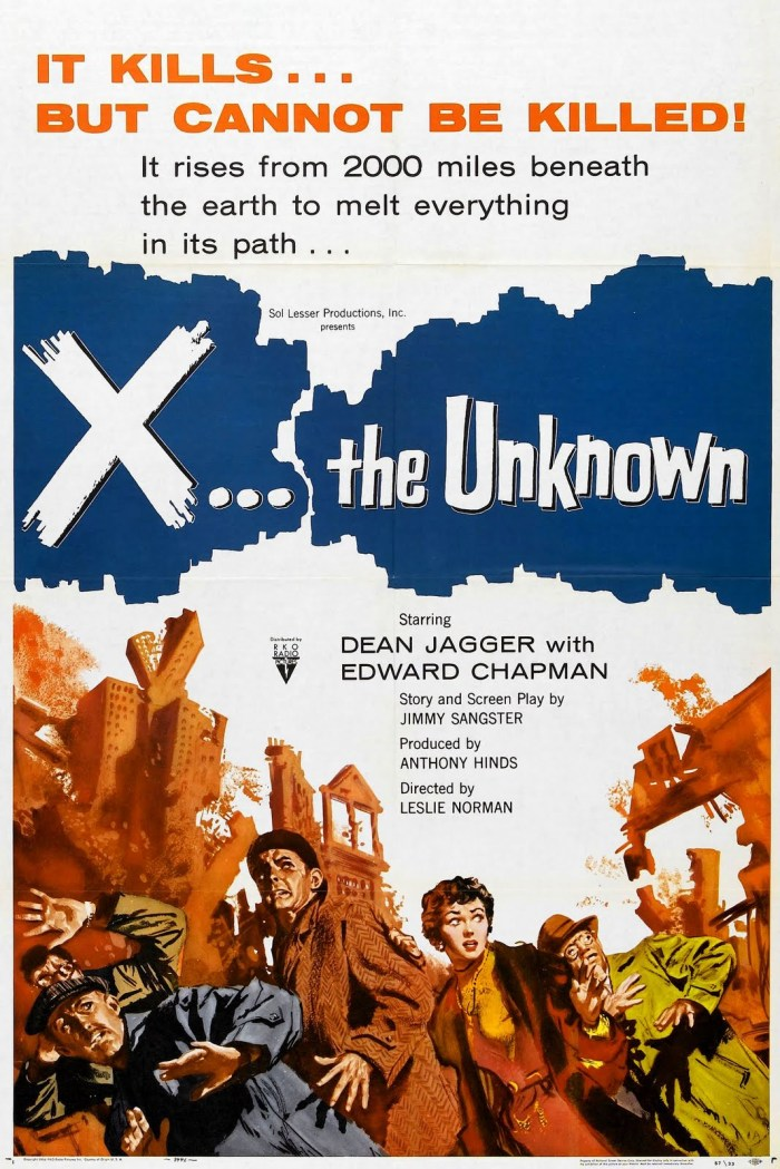 x-the-unknown-hammer-films-poster-1956
