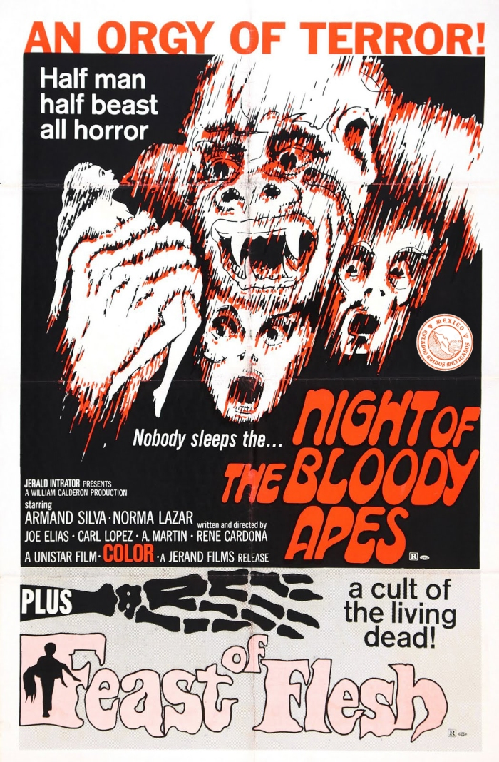 Bloody Apes