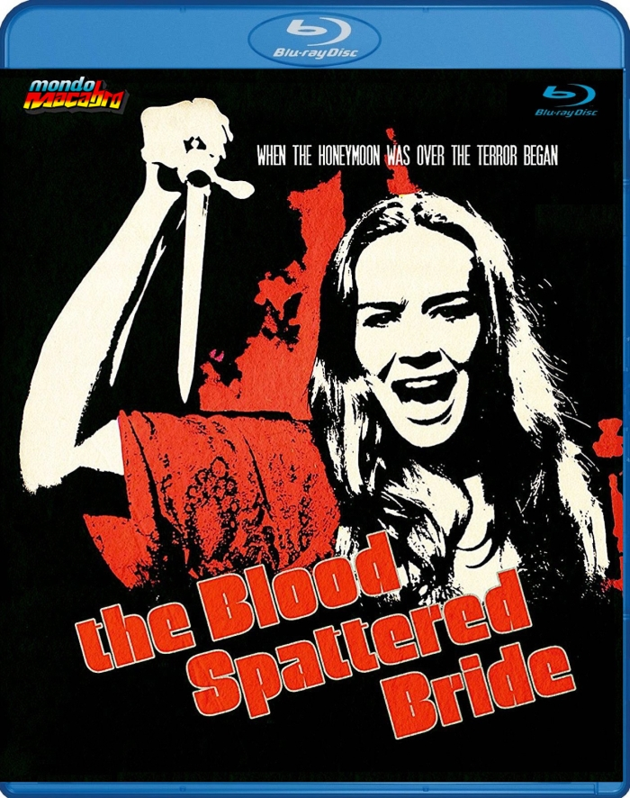 THE BLOOD SPATTERED BRIDE BLU-RAY (MONDO MACABRO)