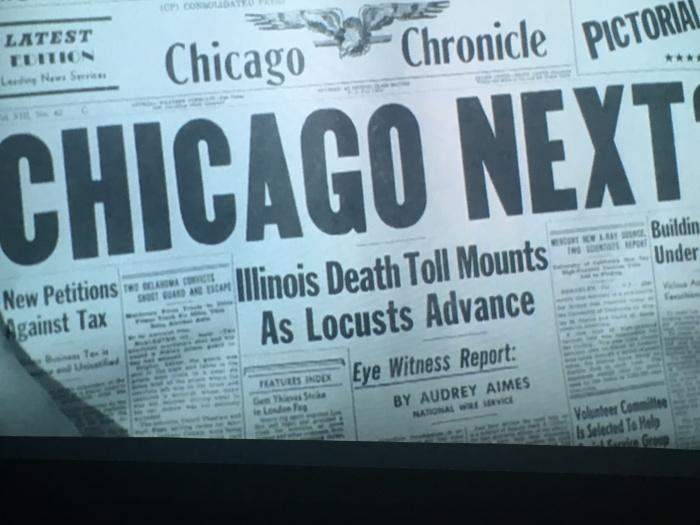 Headline 8-Beginning of the End